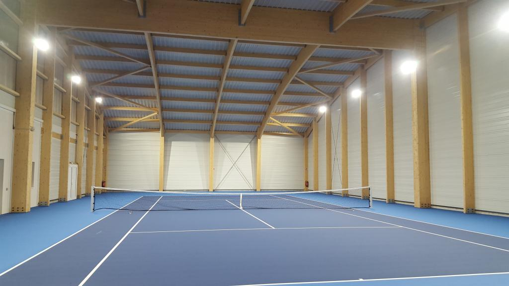 Tennis LED Courcelles Chaussy (57)